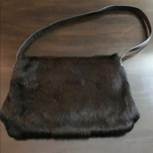 Frenchy of California Pony Hair Purse